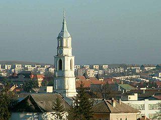 Rimavská Sobota Town in Slovakia