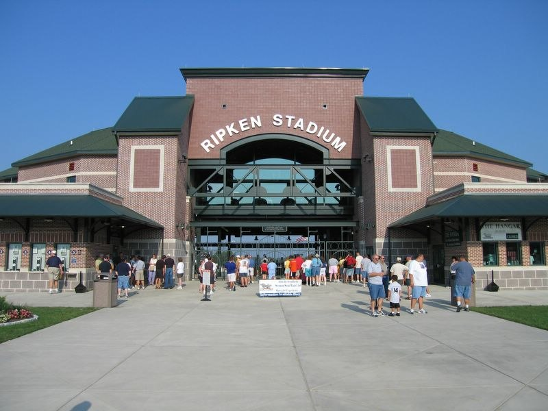 Ripken Stadium- Ironbirds baseball