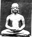 Rishabhadeva, Bronze from Chausa, Bihar, dating from 7th century A.D. 37631a.jpg