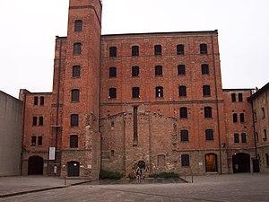 Luogo dove si trovava il forno crematorio