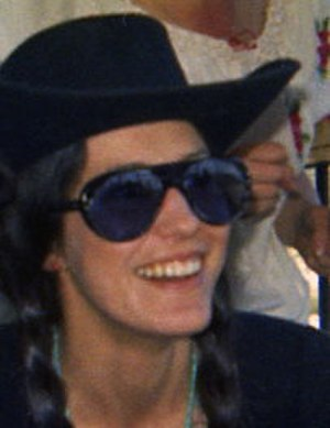 Rita Coolidge - Coolidge at Willie Nelson's 4th of July Picnic in 1972.