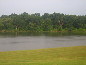 Jonesville, Louisiana - Image: Riverside Park in Jonesville, LA IMG 1181