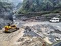 Road affected by flash flood, near Nachni, Pithoragarh District, Uttarakhand - 2.jpeg