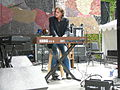 Robbie Laws Bigger Blues Band at Bumbershoot 2007 - 03.jpg