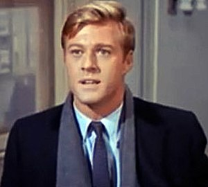 Robert Redford - Redford in Barefoot in the Park, 1967