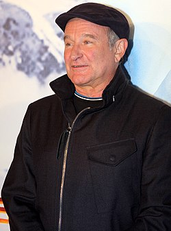 Robin Williams 2011.