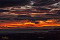 Roccamonfina - Golfo di Gaeta al tramonto.jpg