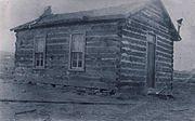 Rochester (Moore Utah) School House 1912