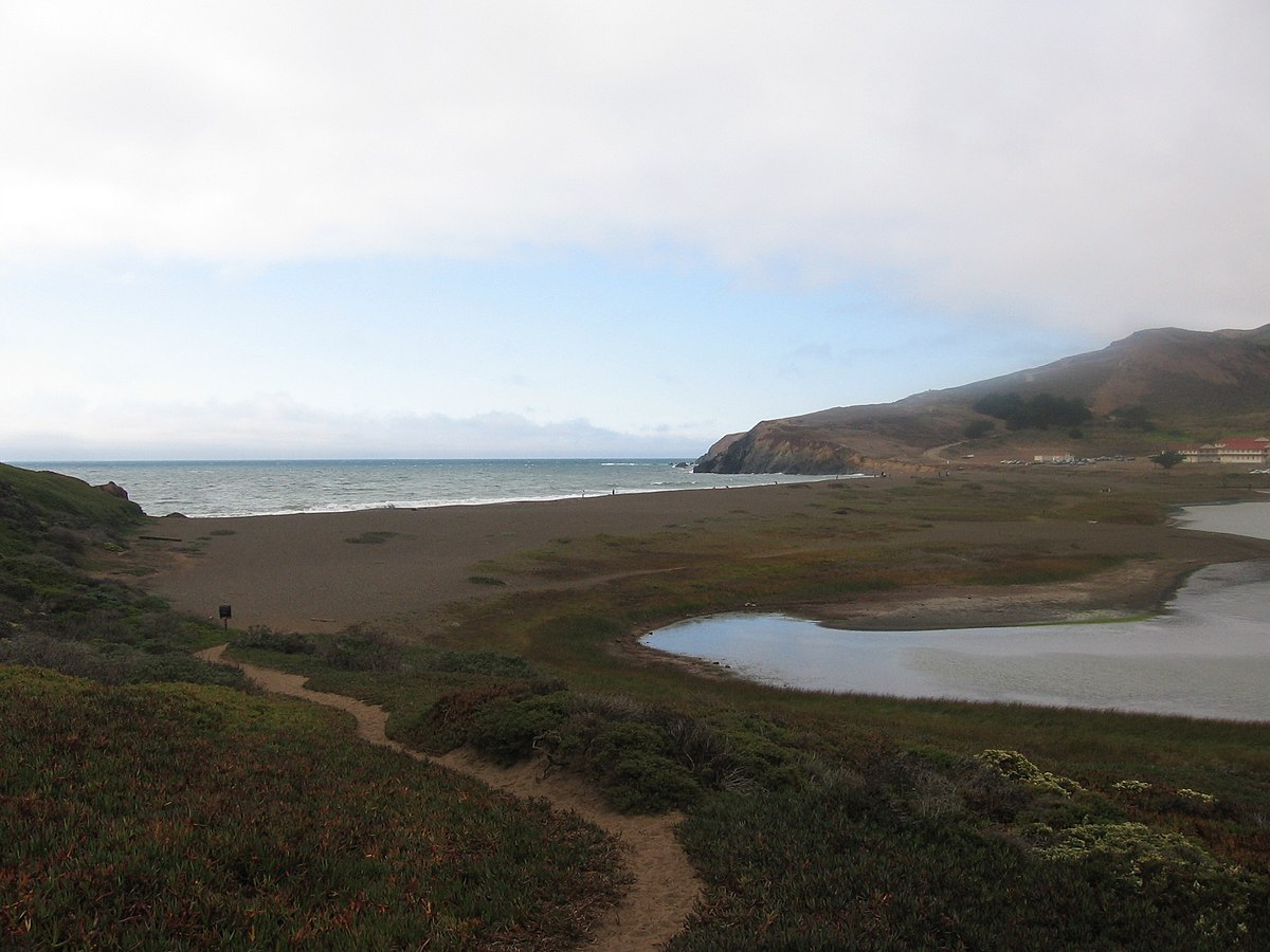Rodeo Beach - Wikipedia | title