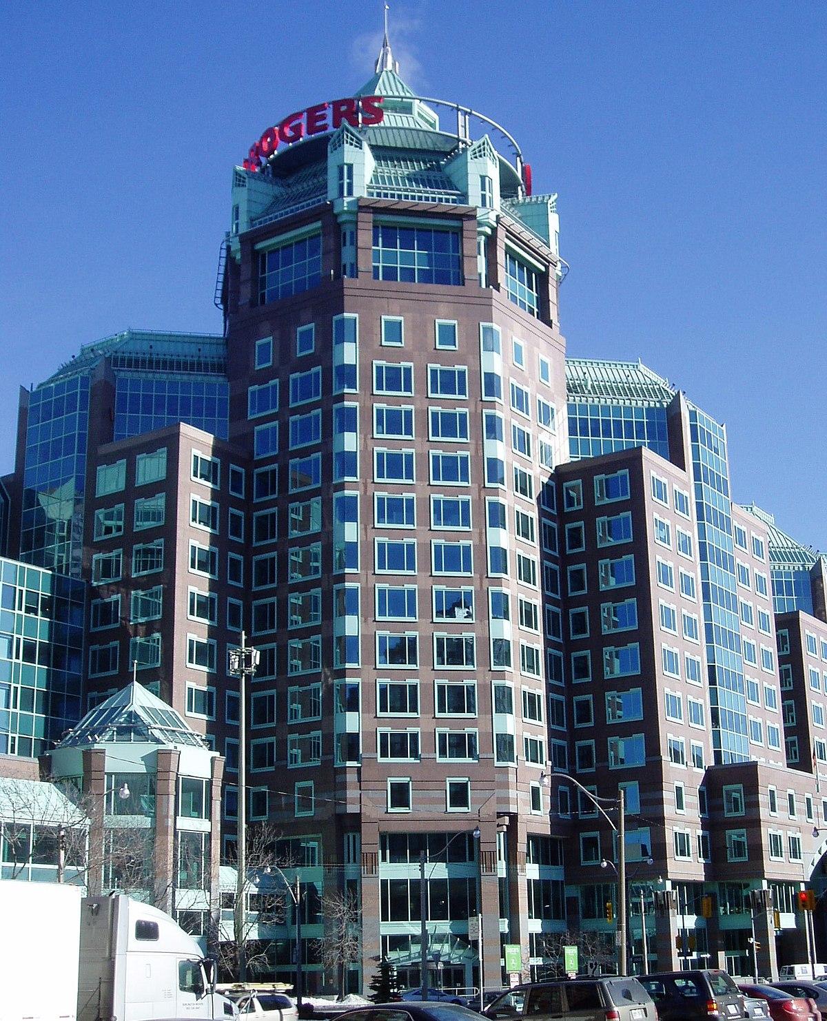 Rogers Communications - Wikipedia