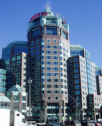 Rogers Communications - Rogers Building, in Toronto, Ontario