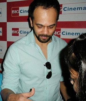 English: Indian Film Director Rohit Shetty at ...
