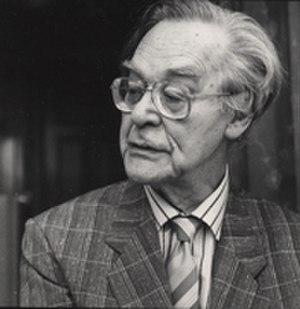 Rolf Jacobsen (poet) - Rolf Jacobsen