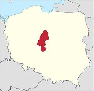 Roman Catholic Diocese of Włocławek - Image: Roman Catholic Diocese of Włocławek