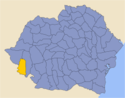 Romania 1930 county Caras.png