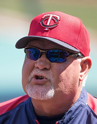 Ron Gardenhire - Gardenhire with the Minnesota Twins