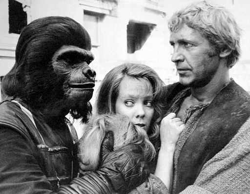 Ron Harper Wayne Foster Zina Bethune Planet of the Apes 1974