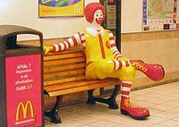 麦当劳叔叔
