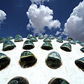 Roof of mosque, Citadel of Aleppo, Syria - 2.jpg