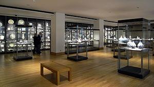Percival David - Room 95, British Museum.