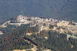 Rosa Khutor Alpine Resort - Image: Rosa Plato