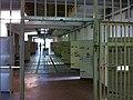 Rostock Gedenkstaette U-Haft MfS Zellentrakt 2011-03-04.jpg