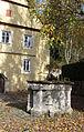 Rothenburg ob der Tauber, Taubertalweg 20 Brunnen.jpg