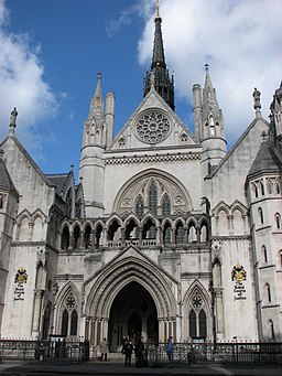 Royal Courts of Justice (England)