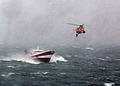 Royal Navy Sea King Helicopter Comes to the Aid of French Fishing Vessel 'Alf' in the Irish Sea MOD 45155325.jpg