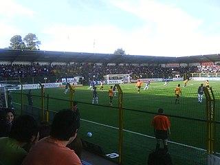 Estadio Rubén Marcos Peralta Stadium in Osorno, Chile