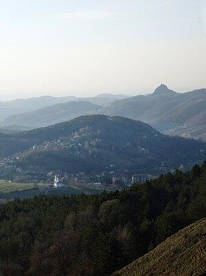 Radič (veliki čelnik) - View of Rudnik.