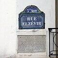 Rue Elzévir - Rue des Trois Pavillons, Paris 3.jpg