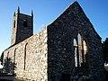 Ruins of Church, Kilmacrew Road, Banbridge - geograph.org.uk - 703428.jpg