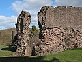 Ruins of Skenfrith Castle - geograph.org.uk - 714542.jpg