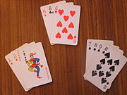 Rummy (game)-card deal.JPG