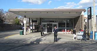 Runnymede station - Image: Runnymede Subway Station