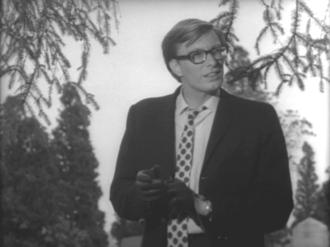 Russell Streiner - Streiner in Night of the Living Dead (1968)