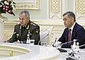 Russian Defence Minister meets President of Uzbekistan 01.jpg