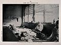 Russo-Japanese War; wounded Japanese soldiers lying in the K Wellcome V0015678.jpg