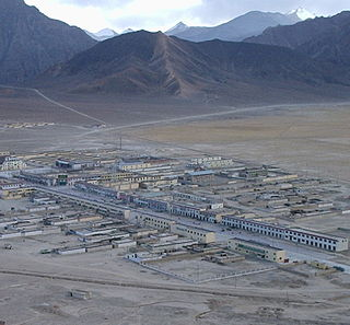 Rutog County County in Tibet Autonomous Region, Peoples Republic of China