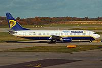 EI-DAI - B738 - Ryanair