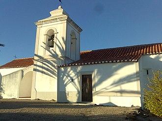 Santiago do Cacém - Image: São Bartolomeu da Serra Igreja