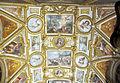 S. martino, sagrestia, affreschi nella volta del cavalier d'arpino, 1596-97, 02.JPG