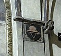 S.m. maggiore, cappella maggiore, stemma cappelli 01.JPG