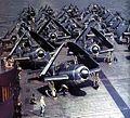 SB2Cs on USS Yorktown (CV-10) 1943.jpg