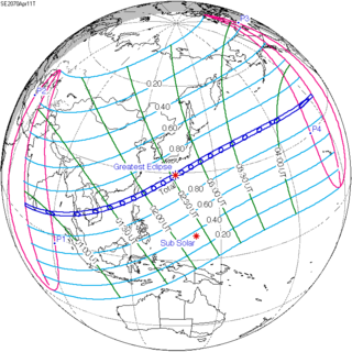 Solar eclipse of April 11, 2070
