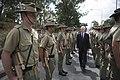 SECNAV reviews Royal Australian military personnel.jpg