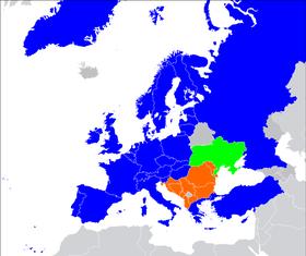 Spanningen stiger i kosovo