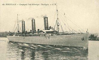 SS Burdigala - Image: SS Burdigala