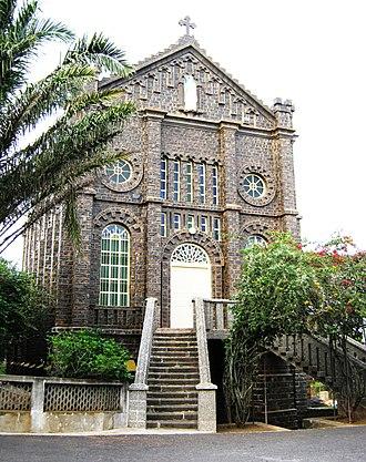 Montfort School, Yercaud - Montfort School Church